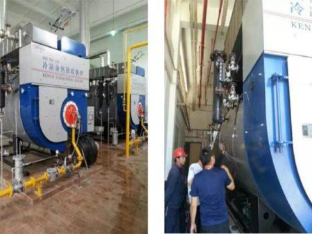 燃油(氣)系列蒸汽鍋爐安裝工程