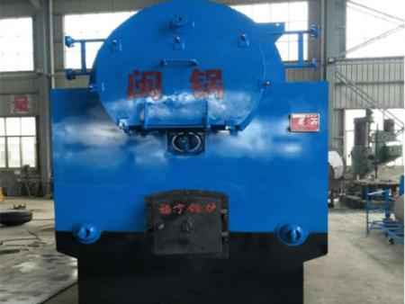 生物質蒸汽鍋爐