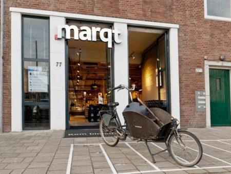 众派思商业设计分享 | 鹿特丹Marqt Binnenrotte超市设计