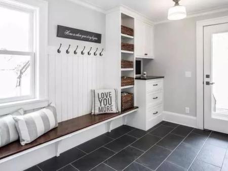 超棒的电视柜设计,我家客厅也要这样装!