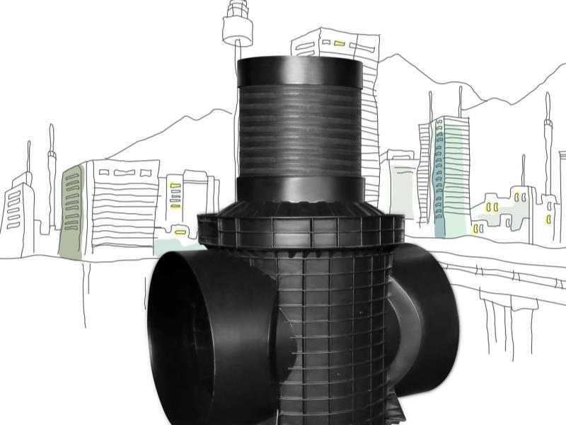 市政排水用塑料检查井