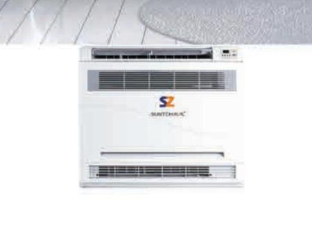 ERFC-40LWA/eBPY 全直流变频低温空气能热风机