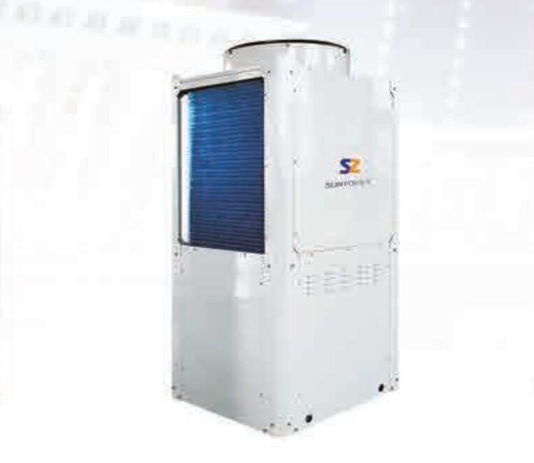 RSV-40K/S 直流变频复叠式90度高温热泵热水机组