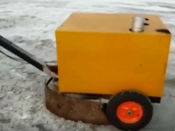 哈尔滨扫雪设备