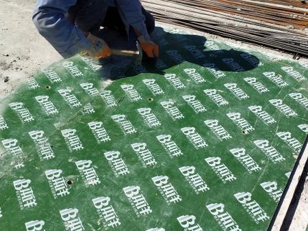 建筑大市场,覆塑模板大发展