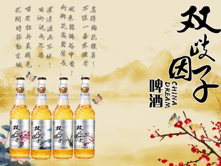 国色天香系列啤酒