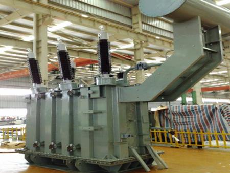 110KV油浸式變壓器