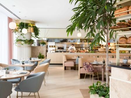 众派思商业设计分享  温哥华Botanist高级餐厅设计