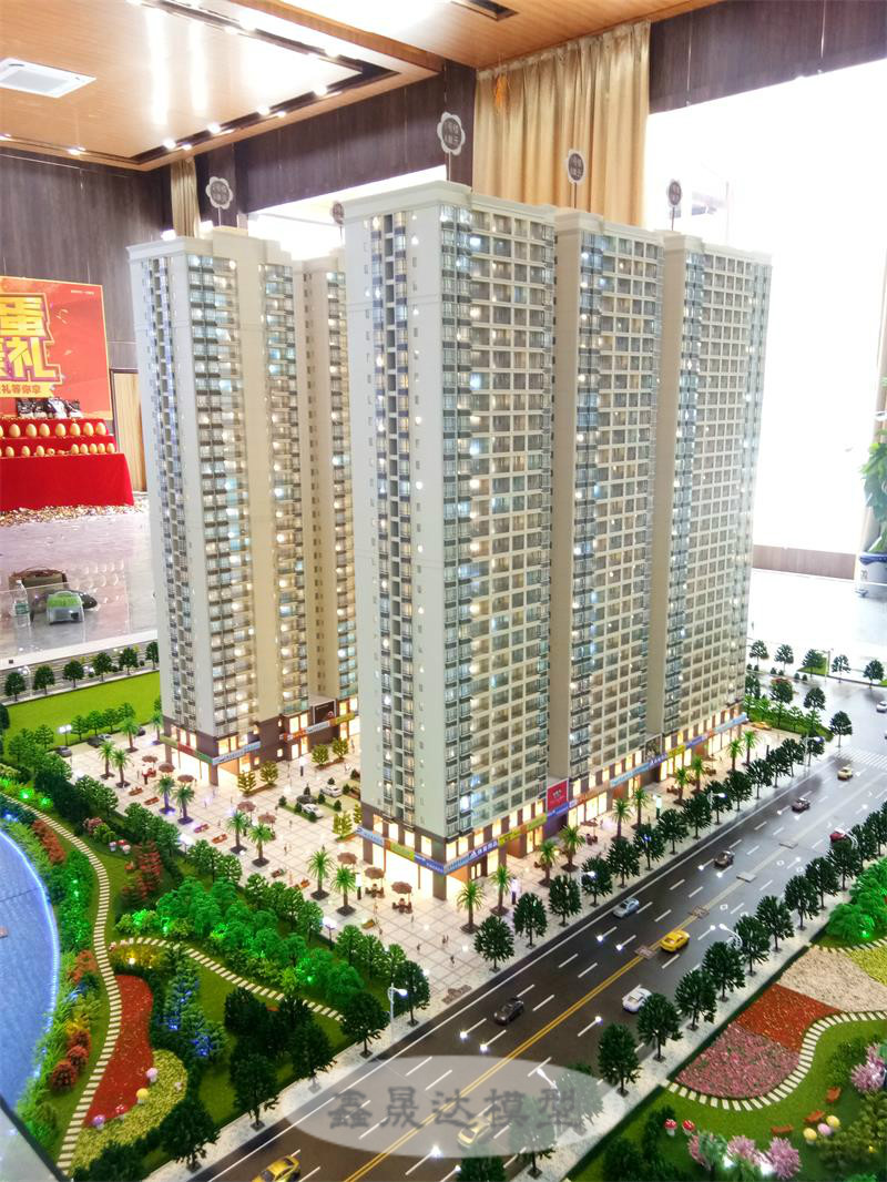 南寧建筑模型公司,廣西建筑模型