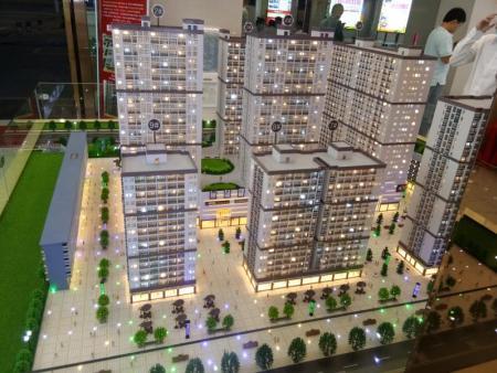 鑫晟達模型-南寧模型公司致力于制作更多精美建筑模型
