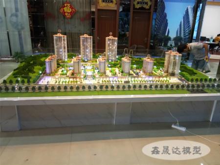 建筑模型市場未來發展空間