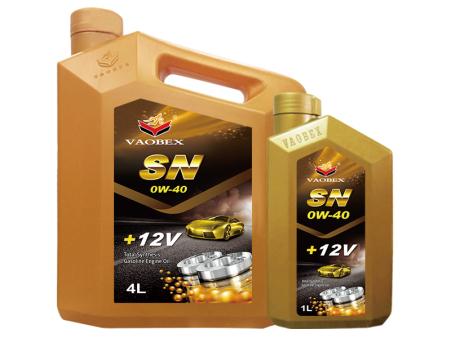 金SN全合成0W40.0W30