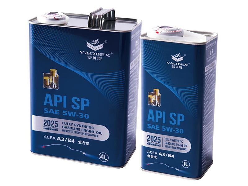 API SP SAE 5W-30 全合成汽油机油 ACEA A3/B4