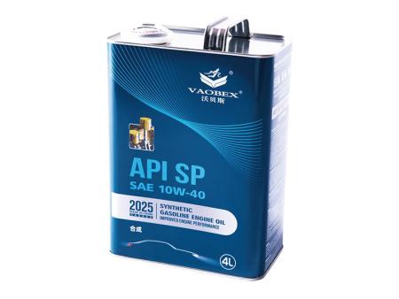 API SP SAE 10W-40 合成汽油机油