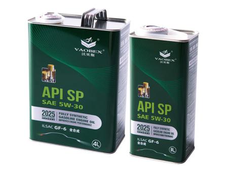 API SP SAE 5W-30 全合成汽油机油 ILSAC GF-6