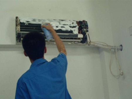 新乡家电维修教你清洗空调的小秘诀
