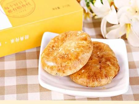 山東福神食品介紹老婆餅的由來