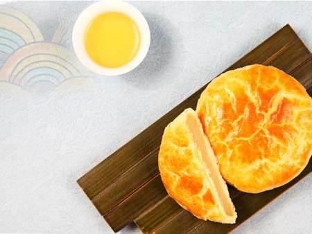 山東福神食品提醒做老婆餅的小技巧