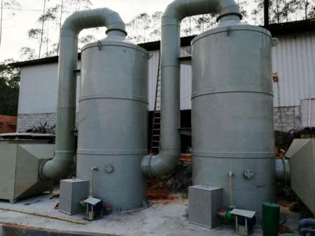 分析废气处理设备在安装时要注意的三件事