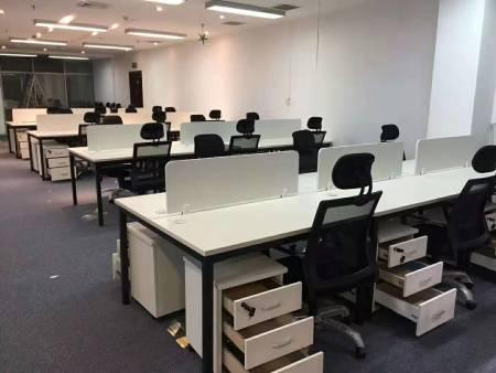 钢架组合办公桌SHBS-GJ001