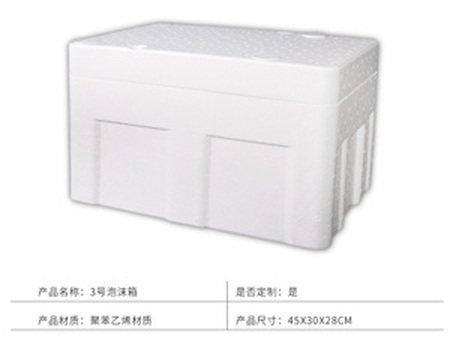 黑龍江泡沫箱的安全性