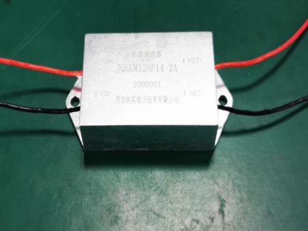电源滤波器JQSEMI28P14-2A