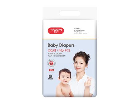真淘氣-初羽·嬰兒紙尿褲