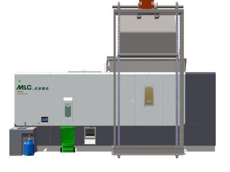 餐厨处理设备CG20T(日处理20吨)