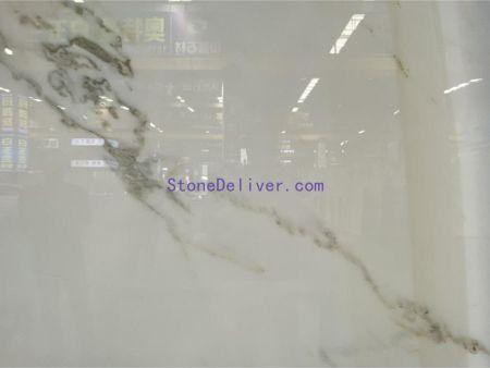 Tang White Chinese Statuario White marble