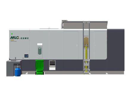 中型就地处理设备(升级版)CG3T(日处理3吨)