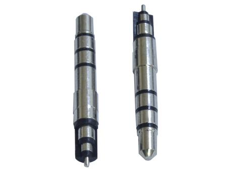 厂家直销 3.5四级 特殊定制插头 头2.9mm