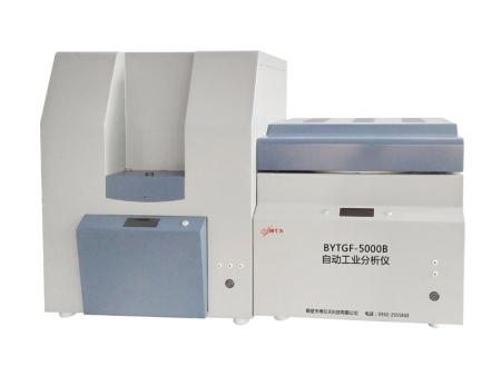 BYTGF-5000B自動工業分析儀