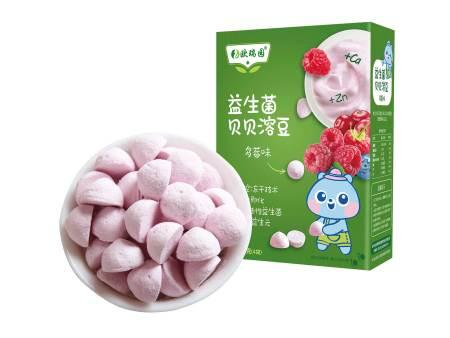 益生菌酸奶溶豆多莓味