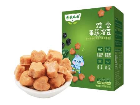 综合果蔬溶豆