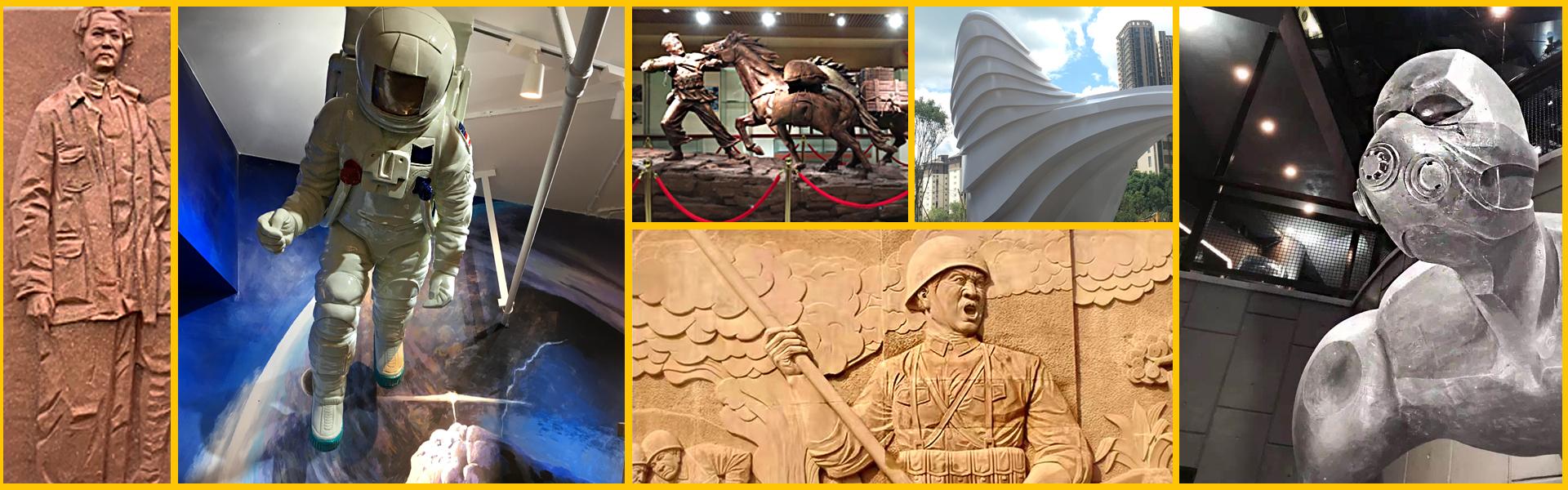 砂岩浮雕 玻璃钢雕塑 昆明雕塑厂家 石材浮雕 铸铜雕塑  雕塑定制 雕塑设计  不锈钢锻造雕塑