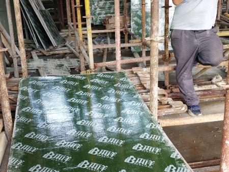 覆塑模板胶粘剂的类型和性能要求