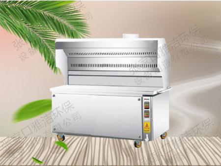 油煙凈化燒烤車