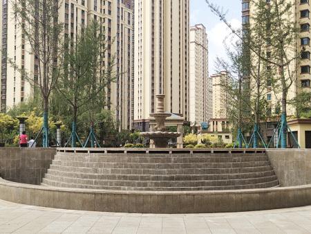 臨夏百益城——小區項目案例