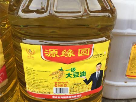 源缘圆大豆油