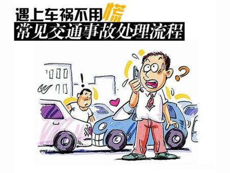 交通事故處理流程介紹