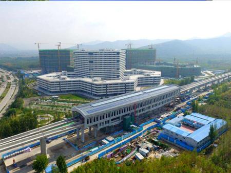济南轨道交通R1线地下车站安装工程