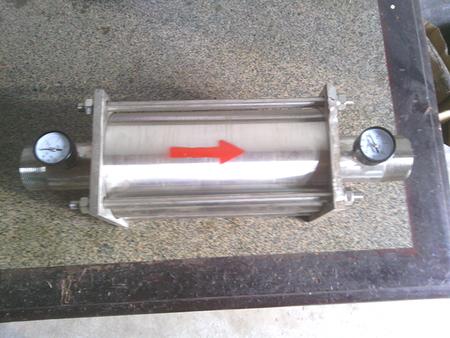 水平式过滤器