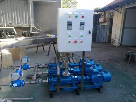 干强剂添加泵站