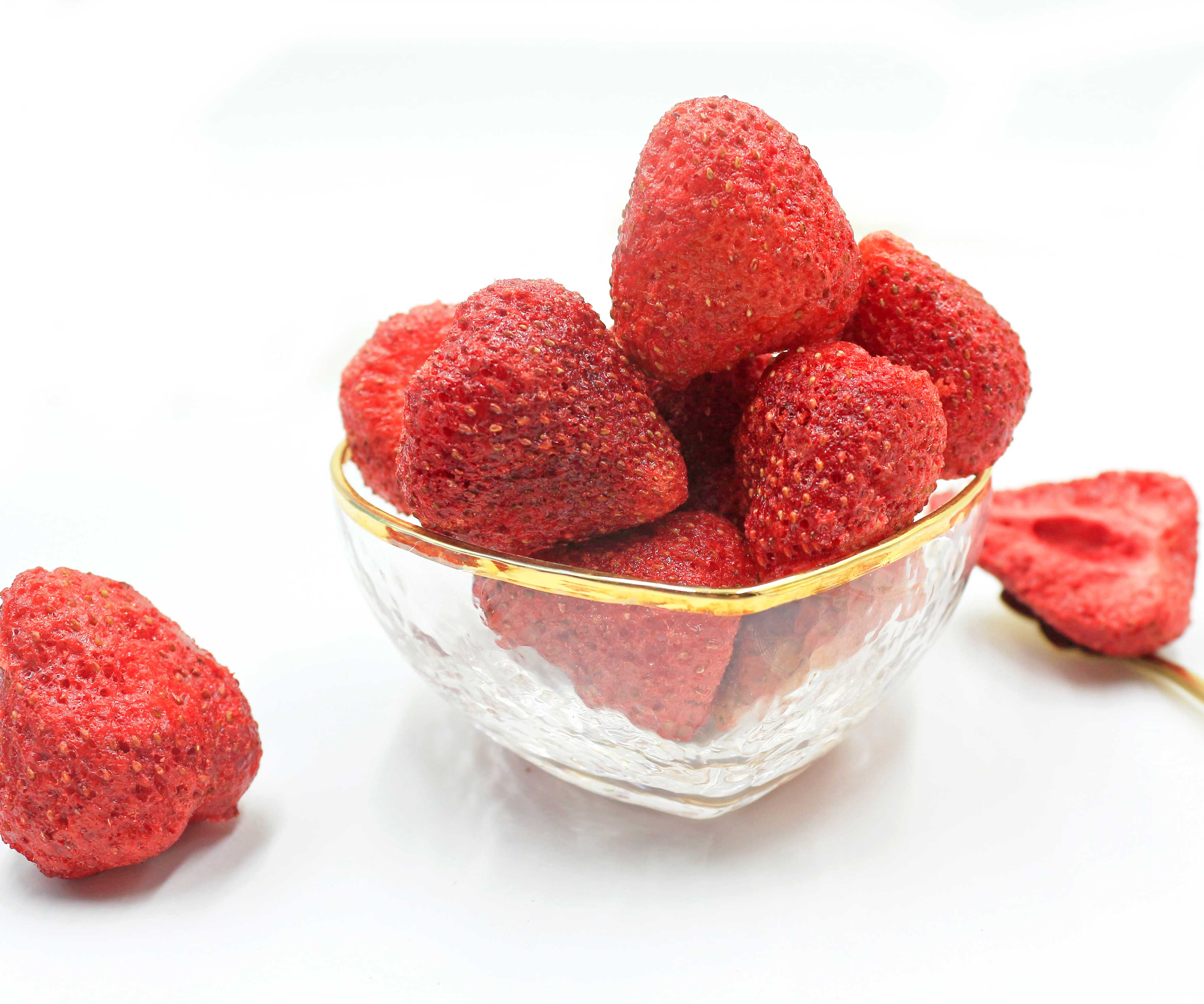 膠原草莓整果