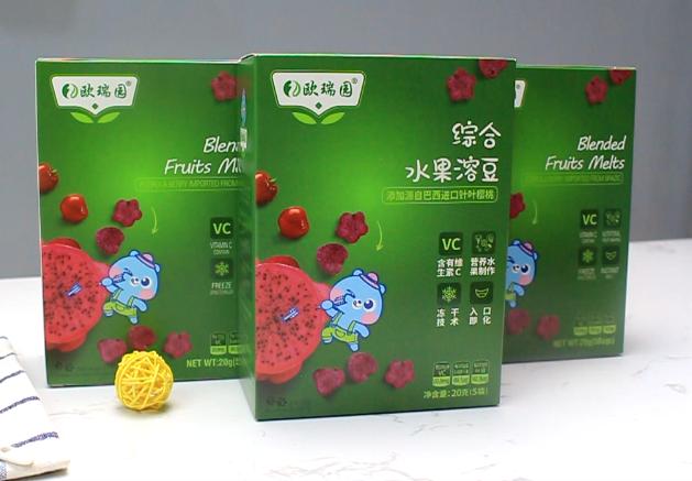 綜合水果溶豆視頻
