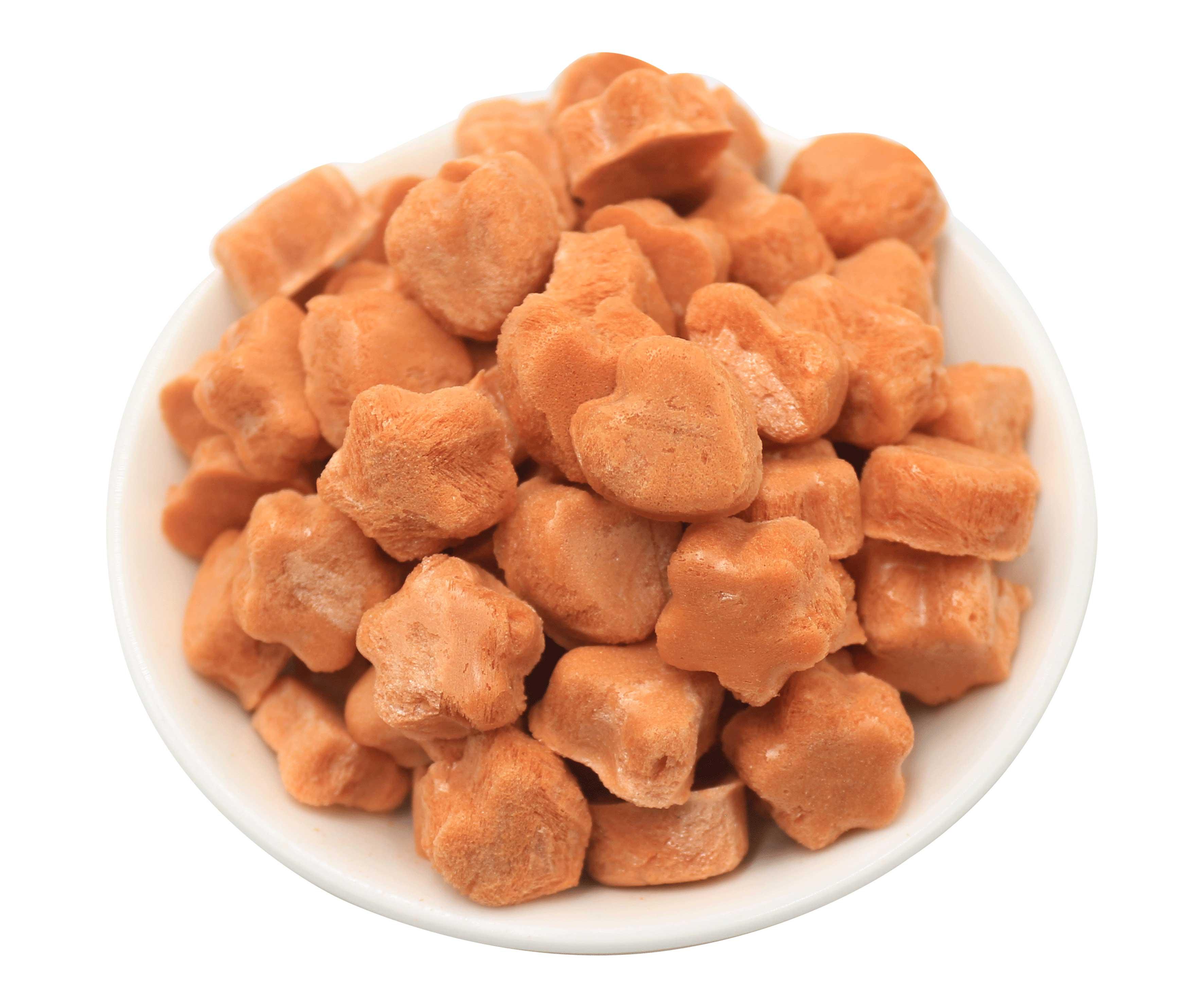 綜合果蔬溶豆