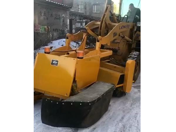 除雪设备的基本性能