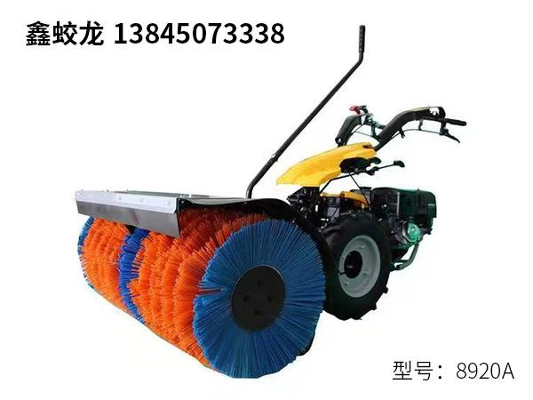 多功能除雪设备的突出应用优势