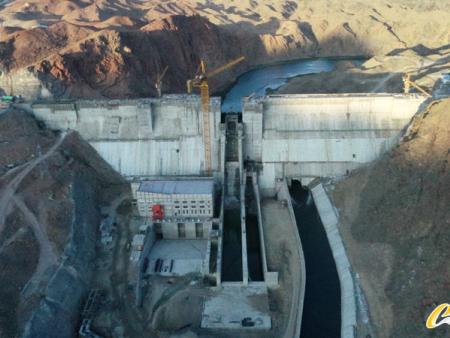 【项目建设进行时】新疆SETH水利枢纽工程大坝封顶