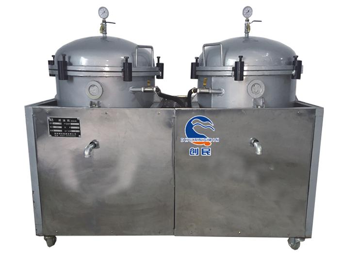 CM-600型雙桶智能煉油機